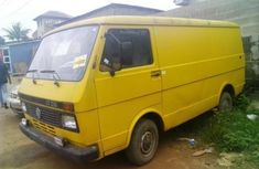 Volkswagen LT 1993 Petrol Manual Yellow