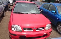 Nissan Micra 2001 for sale