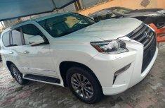 Lexus GX 2017 Petrol Automatic White for sale