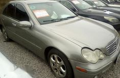 Mercedes Benz C240 2004 Silver for sale