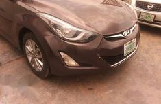 Hyundai Elantra 2014 Brown For Sale
