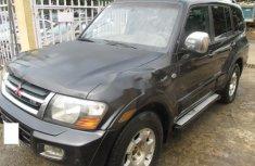 Almost brand new Mitsubishi Montero Petrol 2001