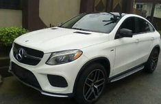Mercedes-Benz GLE 2015 Petrol Automatic White for sale