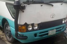 Toyota Coaster 2010 ₦14,000,000 for sale