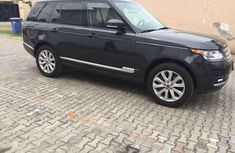 Land Rover Range Rover Vogue 2013 Automatic Petrol ₦36,000,000