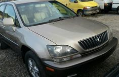 2000 Lexus RX Automatic Petrol well maintained for sale