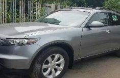 Infiniti FX 2006 Petrol Automatic Grey/Silver