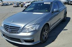 Mercedes Benz S 550 2007 for sale