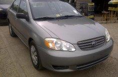 Toyota Corolla 2004 for sale