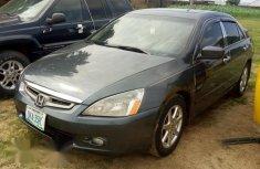 Honda Accord 2007 Gray for sale