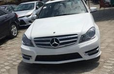 Mercedes Benz C250 2014 White for sale