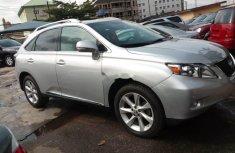 Lexus RX 2012 ₦8,000,000 for sale