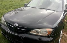 Nissan Primera 2002 Black for sale
