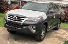 New Toyota Fortuner 2018 Gray for sale