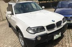 BMW X3 2007 White for sale