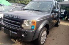 Almost brand new Land Rover LR3 Petrol 2006