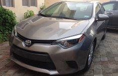 Toyota Corolla 2015 For Sale