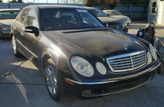 Mercedes Benz E320 2005 for sale