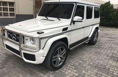 Mercedes-Benz G63 2014 ₦45,000,000 for sale