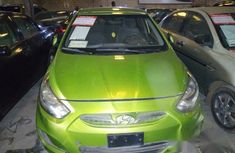 Hyndai Accent 2011 Green for sale