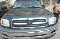 Toyota Tundra 2002 Petrol Automatic Green for sale