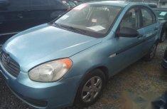 Hyundai Accent 2009 Blue For Sale