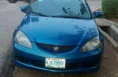 Acura Rsx 2004 Blue for sale