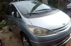 2002 Toyota Previa Diesel Manual for sale