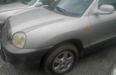 A Clean Hyundai Santa Fe 2007 Gray for sale