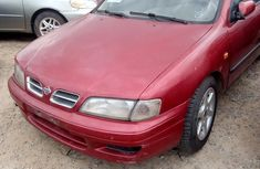 Nissan Primera 1998 Red for sale