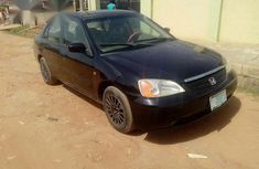 Honda Civic 2004 Black for sale