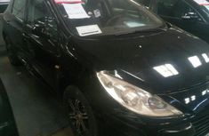 Peugeot 307 2008 Petrol Manual Black for sale