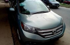 2012 Honda CR-V for sale in Lagos