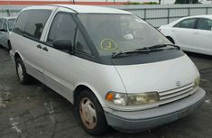 1991 TOYOTA PREVIA LE FOR SALE