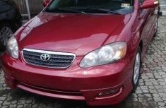 Toyota Corolla S 2004 for sale
