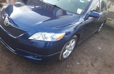 Tokunbo Toyota Camry 2008 Blue for sale