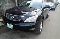 Lexus RX 350 2007 Black for sale