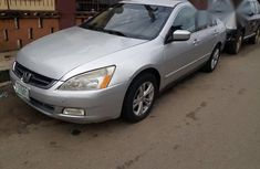 Honda Accord 2007 Silver for sale