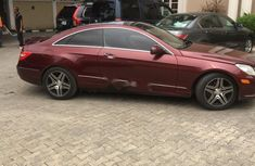 Almost brand new Mercedes-Benz E350 Petrol 2010