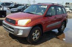 2002 Toyota Rav4 for sale