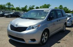 2016 TOYOTA SIENNA FOR SALE