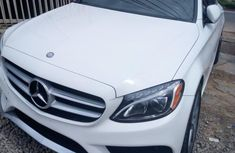 For sale Mercedes-Benz C400 2015 White
