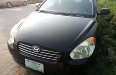 Hyundai Accent 2010 Black for sale