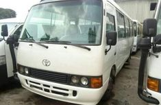 2015 TOYOTA COASTER BUS FOR SALE