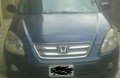 Honda CR-V 2005 Blue for sale
