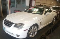 Chrysler Crossfire 2005 White for sale