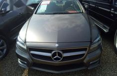 Mercedes Benz CLS 550 2013 Gray for sale