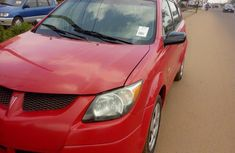 For sale Pontiac Vibe 2005 Red