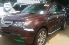 Acura MDX 2009 Red for sale