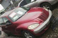 Chrysler PT Cruiser 2008 Red for sale